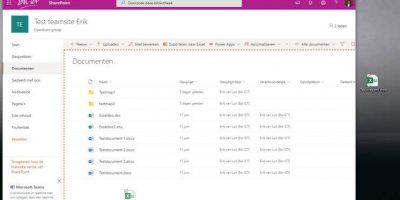 Sharepoint Online - bestand van computer naar Sharepoint