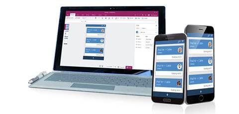Microsoft PowerApp