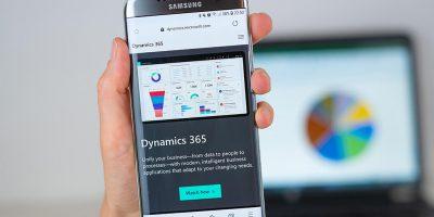 Sales-module Microsoft Dynamics 365